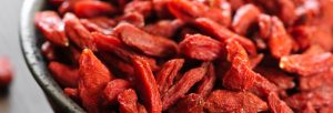 Goji Berry Is More Than Just a Powerful Antioxidant: The World's Most Popular Natural Male Enhancement Ingredients