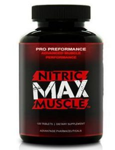 Nitric Max Muscle Review: Is It The Ultimate Performance Enhancer For Men?